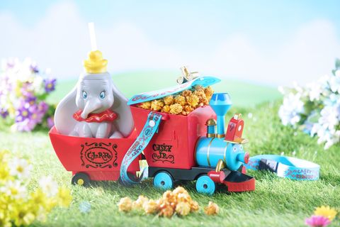 迪士尼,香港迪士尼,迪士尼爆米花桶,小飛象爆米花桶,迪士尼復活節,米奇,米老鼠,達菲,達菲好朋友