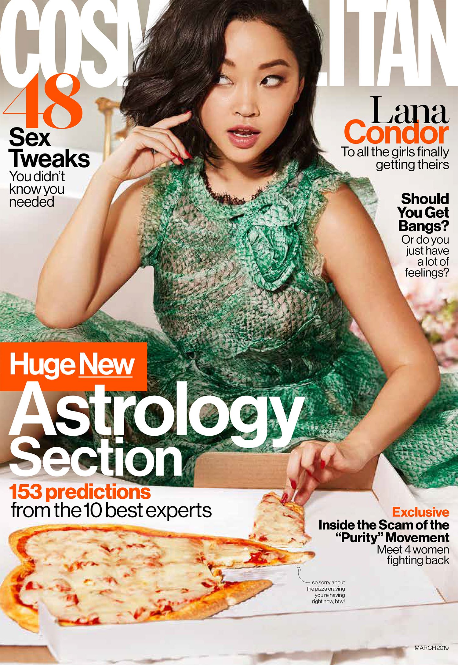 Think You Know Our March Cover Star? You Don't