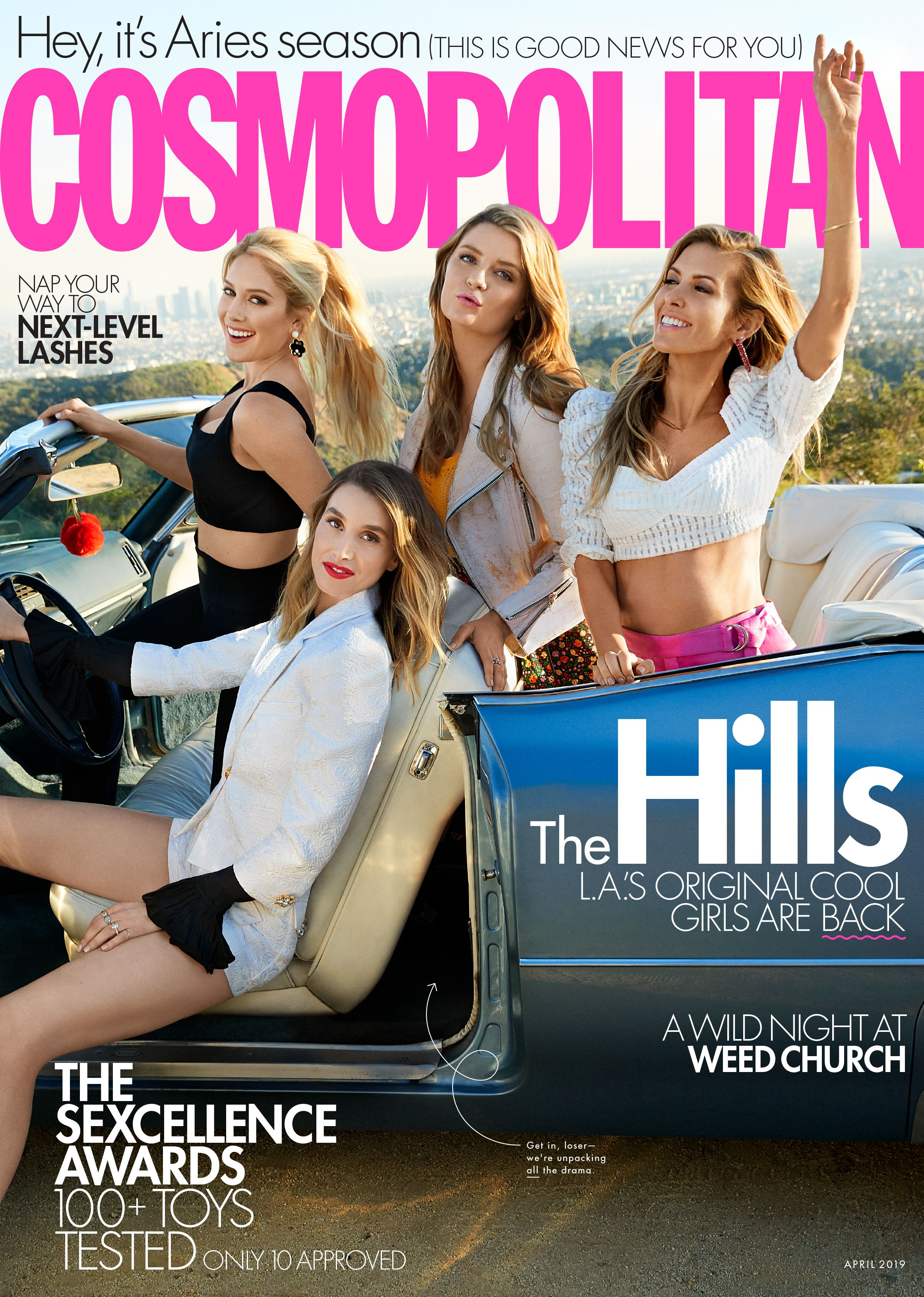 Exclusive: The Cast of 'The Hills' in Their First Tell-All About the Upcoming Reboot