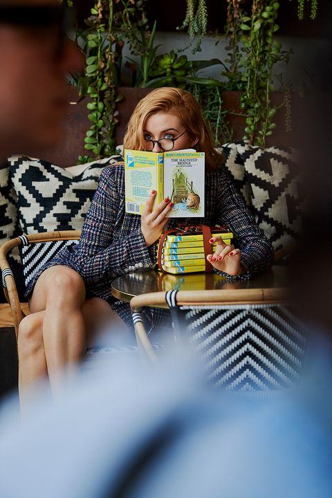 Meet Kennedy Mcmann The Star Of Nancy Drew