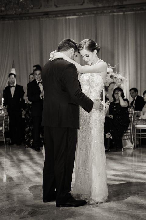 Cristina Ottaviano Mar-a-Lago Wedding