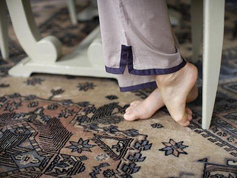new style 5026b 5d4fa Piedi brutti i rimedi usati anche dai piedi famosi delle ...