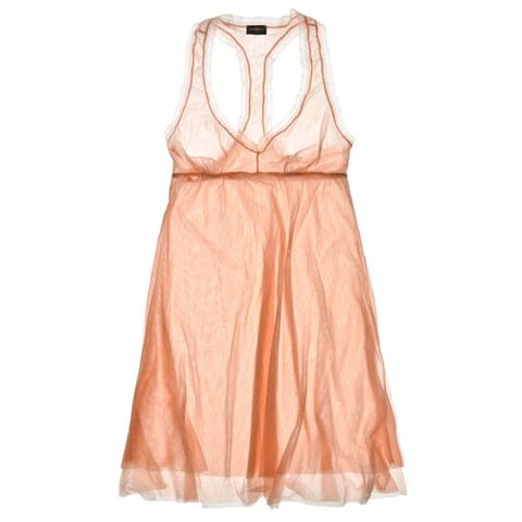 A Sheer Chemise