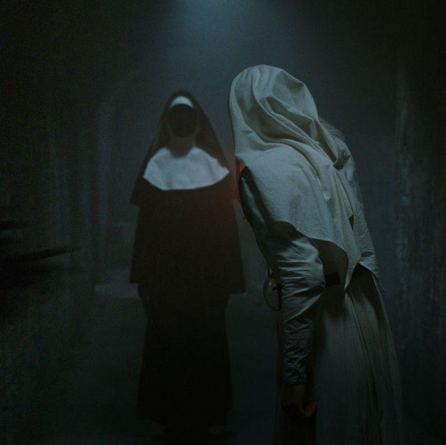 fotograma de la monja