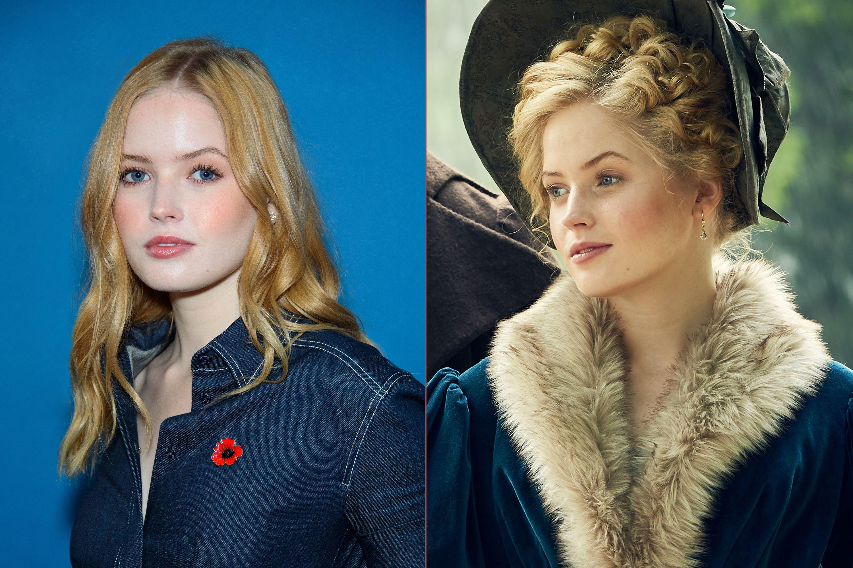 Ellie Bamber as Cosette