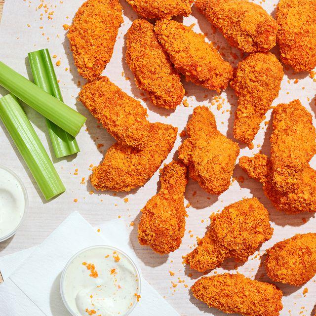 cosmic wings applebee's uber eats original and flamin' hot cheetos wings