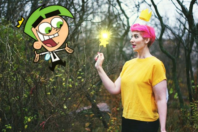 10 Best Cosmo and Wanda Costumes for Halloween if You Love The Fairly OddParents