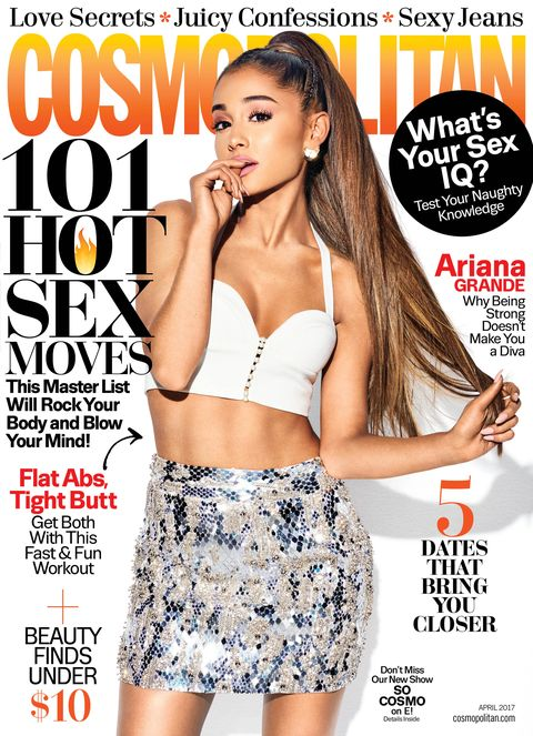 Ariana Grande Doesn't Need a Partner to Feel Complete