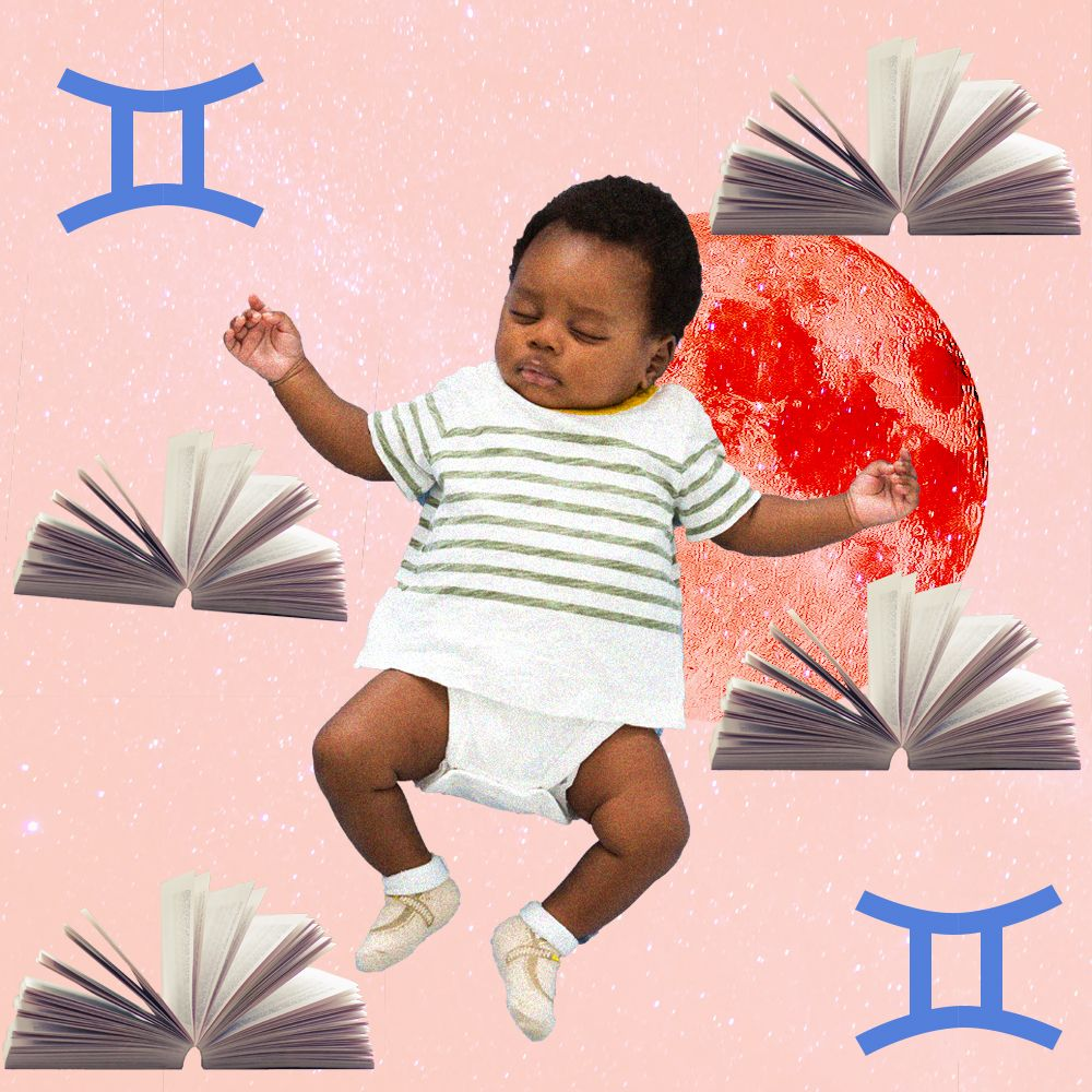 What type of baby name to choose, based on its star sign