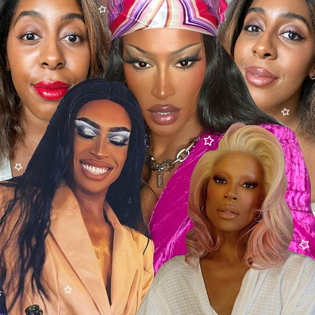 'i borrowed 5 beauty tips from a drag queen'