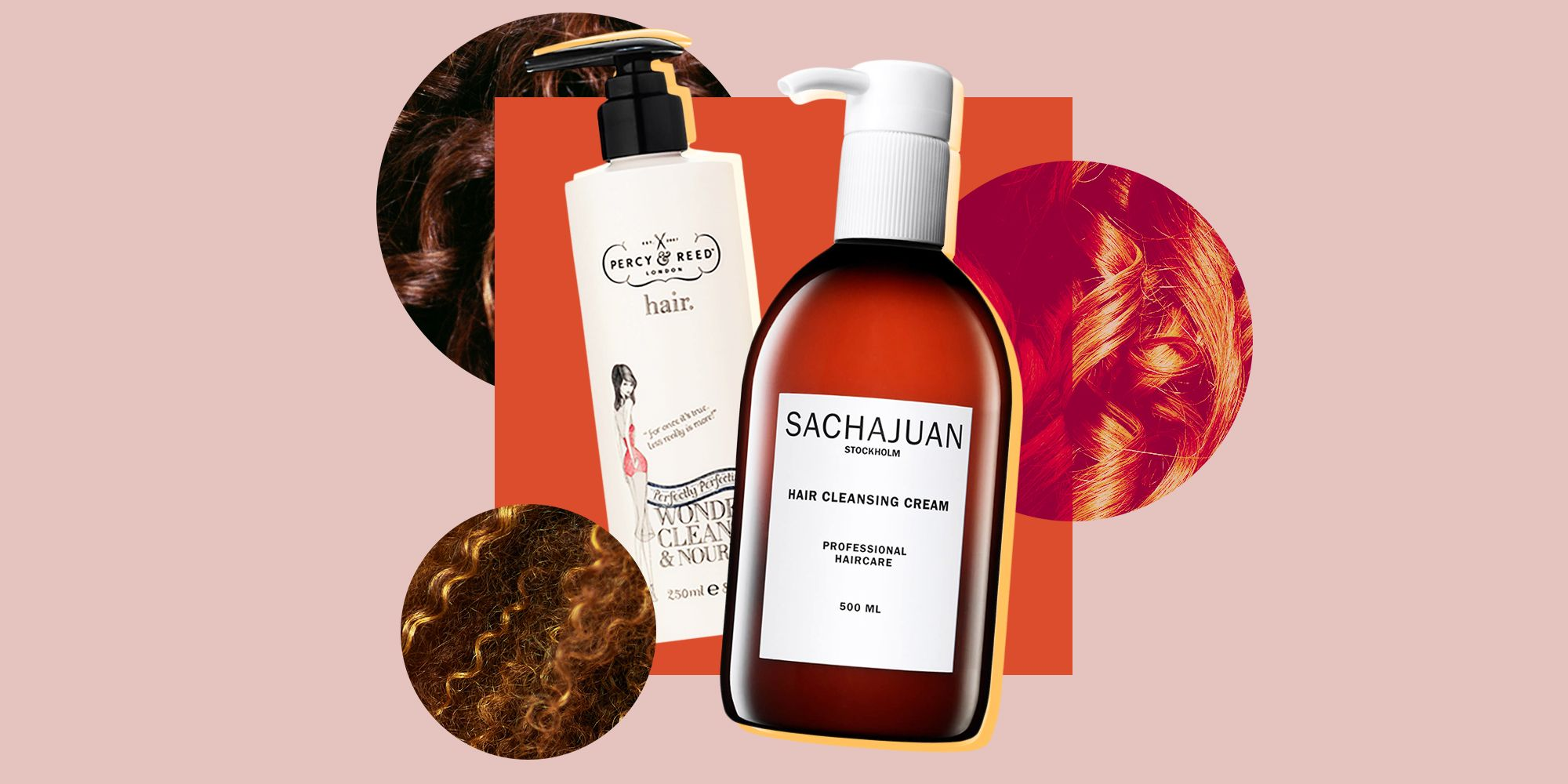Co-washing: how to do it and the best products for every curl type