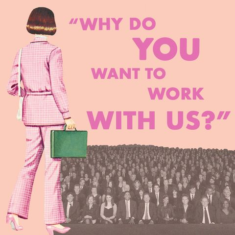 How to answer 'why do you want to work for us?' in a job interview