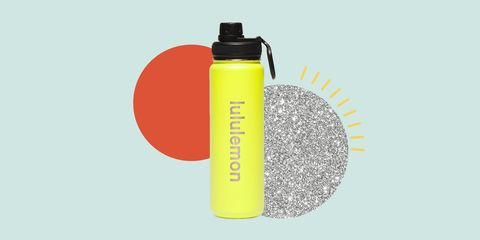 lululemon back to life sports bottle and other gifts for fitness lovers