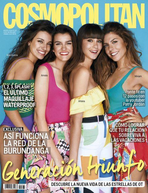 Cosmopolitan agosto 2018