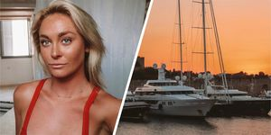 Mystery surrounding death of Australian Instagrammer who died on a billionaire's yacht in Greece
