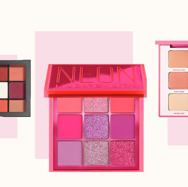 11 Pink Eyeshadow Palettes We Can T Get