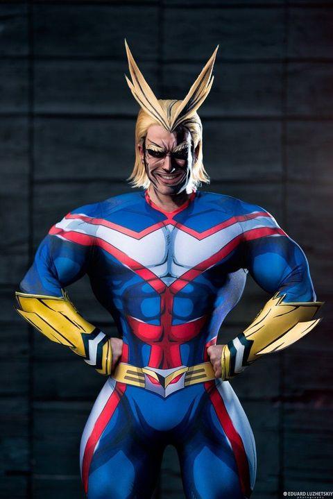 mejores cosplay my hero academia