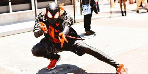 Street dance, Hip-hop dance, Dance, B-boying, Footwear, Event, Performing arts, Sports, Street, Recreation,