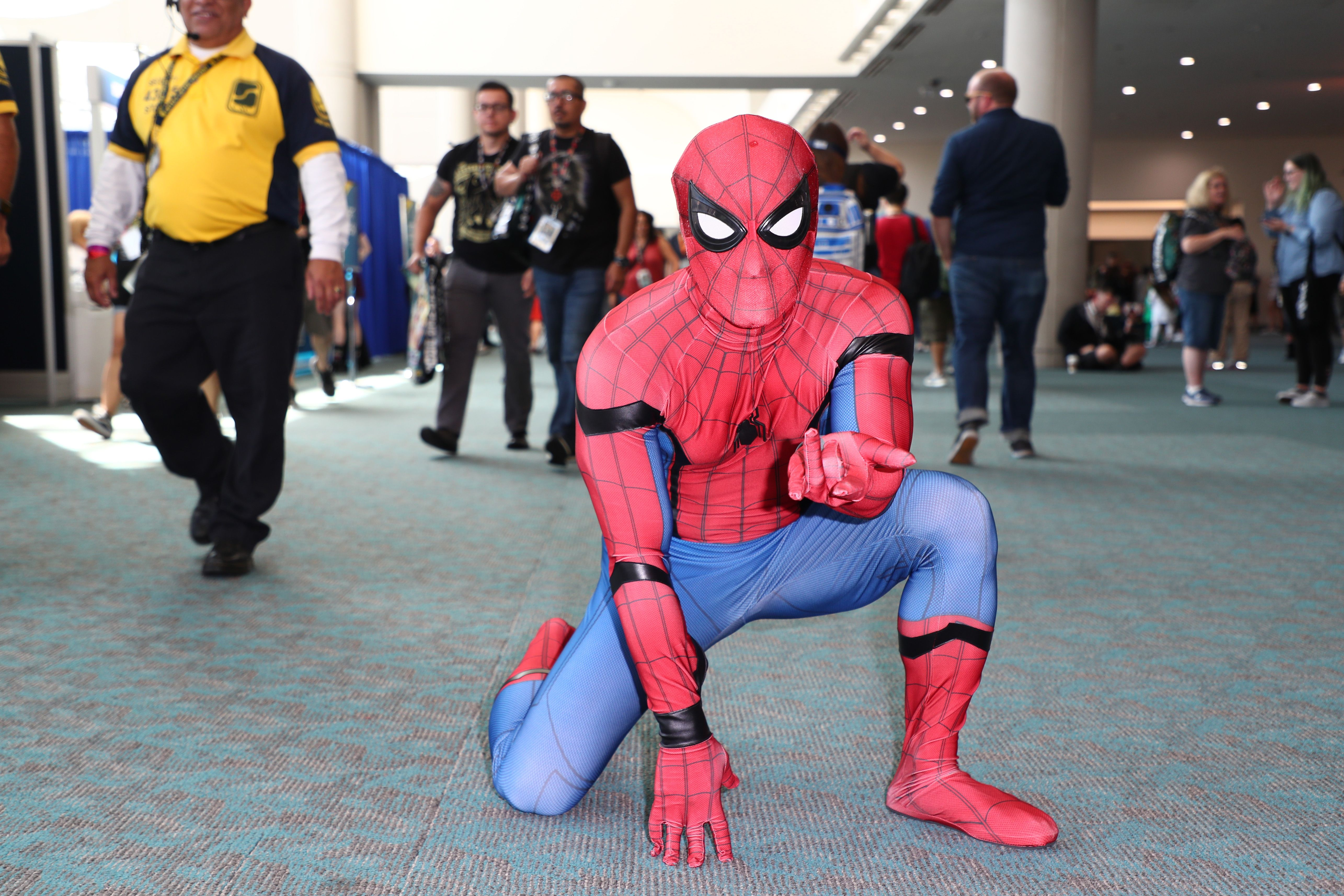 The Best Cosplay Pictures From San Diego Comic Con 2019