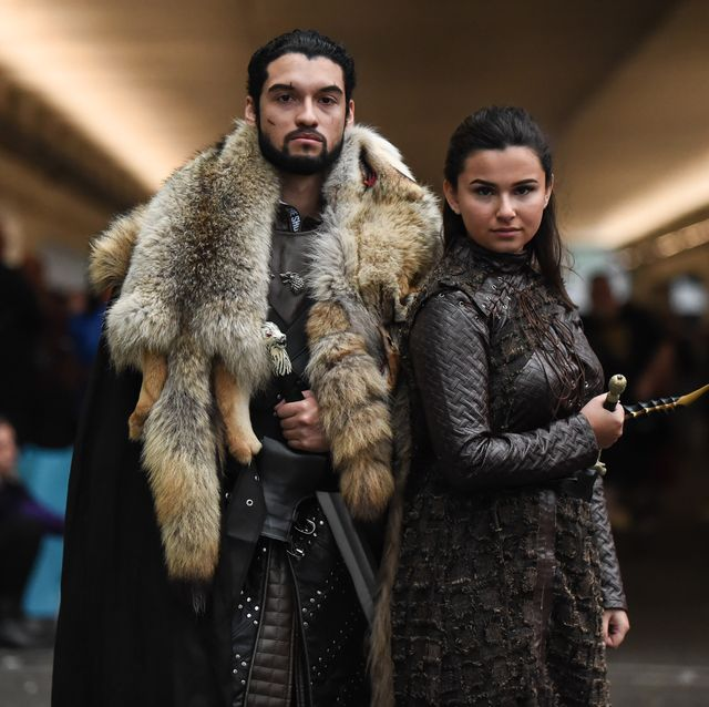 easy diy game of thrones costumes