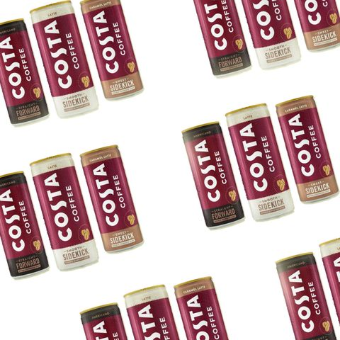 Costa Coffee In A Can Now Exists To Help You Get Your