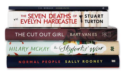 Costa Book Award Winners