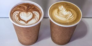 The coffee shop chain whose flat white contains more caffeine than three Red Bulls