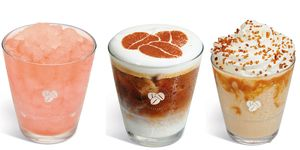 Costa iced drinks