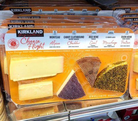costco cheese flight