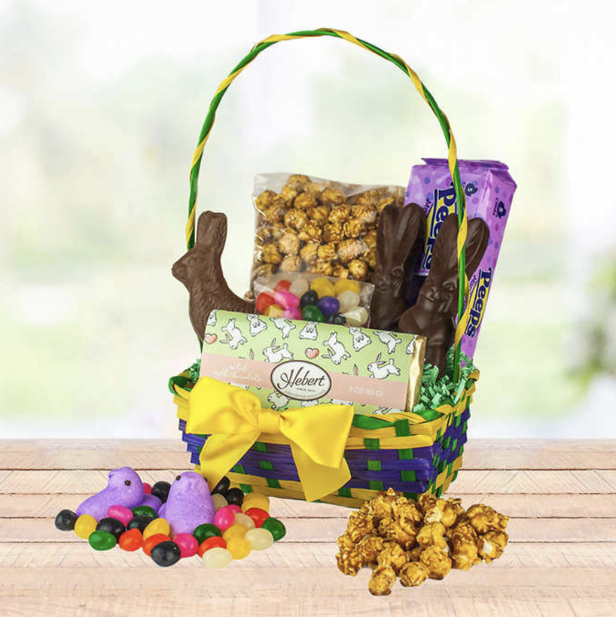 Costco Has Ready Made Easter Baskets For Just 25