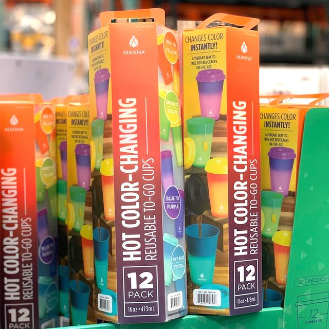 manna hot color changing cups at costco