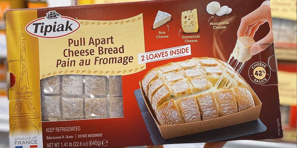 Costco Is Selling Pull-Apart Cheese Bread That's Ready to Eat in 15 Minutes
