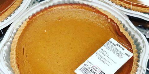Dish, Food, Sweet potato pie, Cuisine, Pumpkin pie, Ingredient, Pie, Treacle tart, Baked goods,