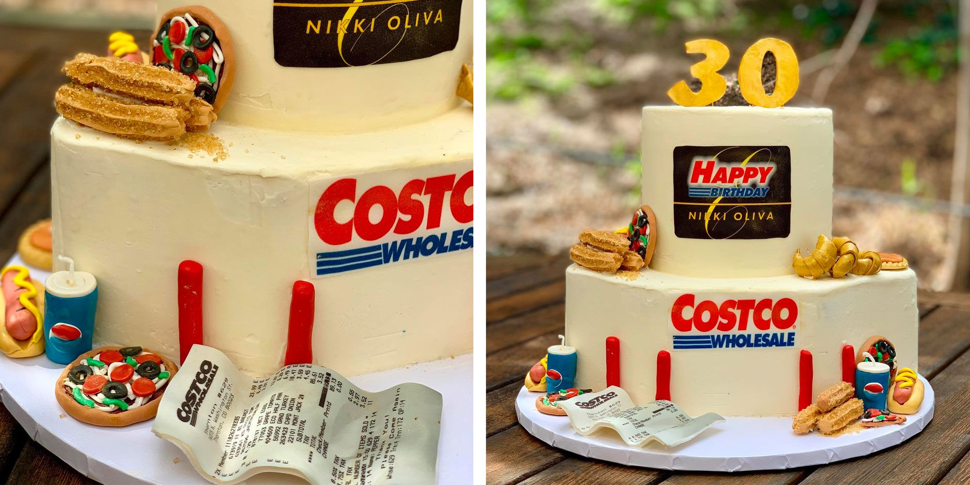 This Costco Birthday Cake Is So Spot On