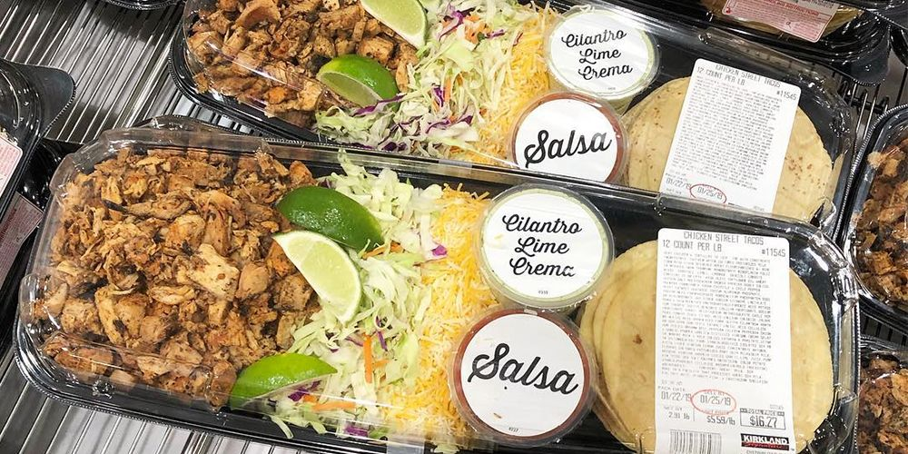 Costco Is Selling a Street-Tacos Kit That's Cooked and ...