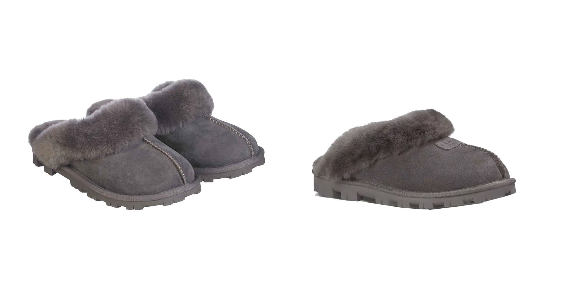 Shearling Slippers Look Just Like Uggs