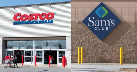 How To Decide Between A Costco and Sam's Club Membership