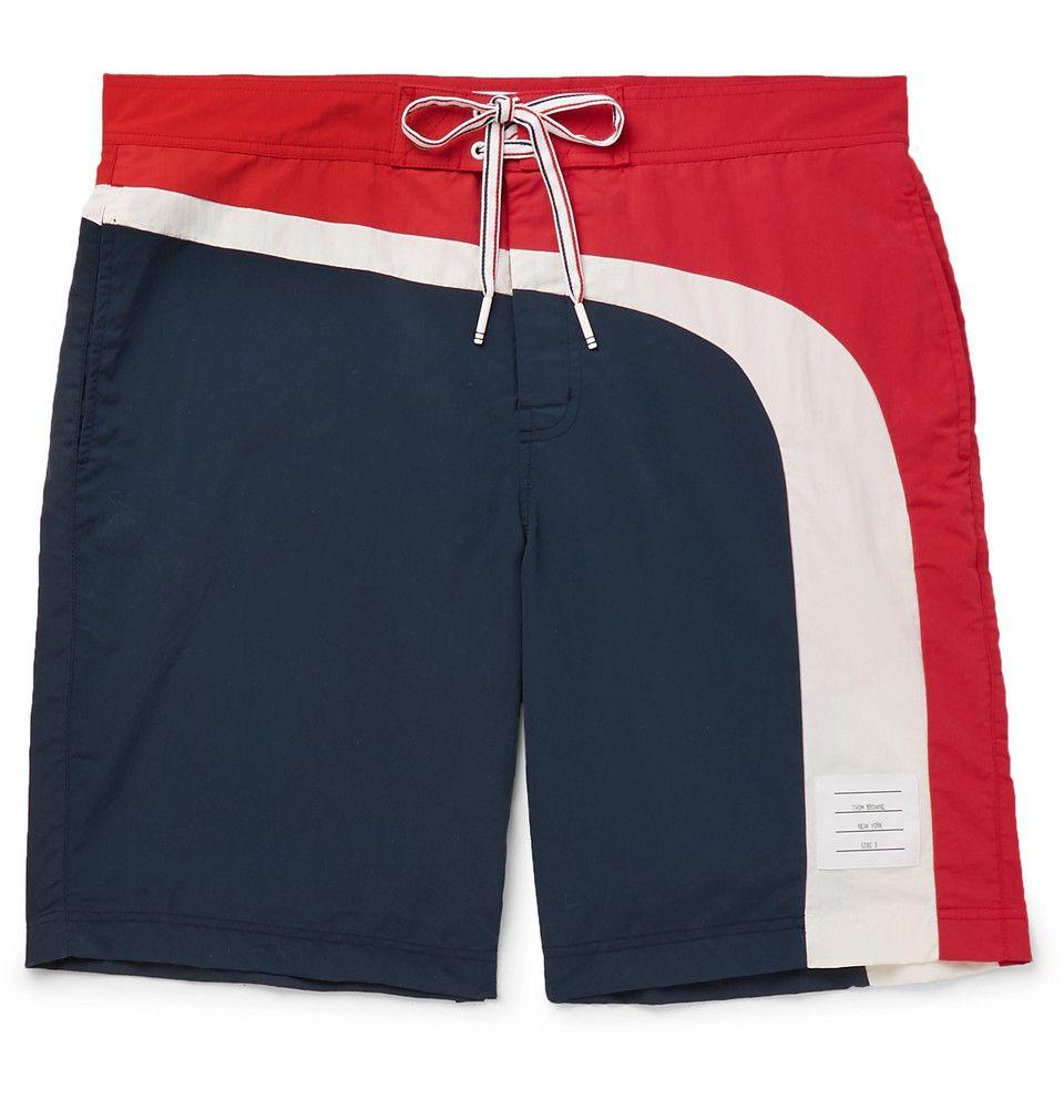 Hugo BOSS opposto Regular Fit Bianchi Pantaloncini Di Jeans
