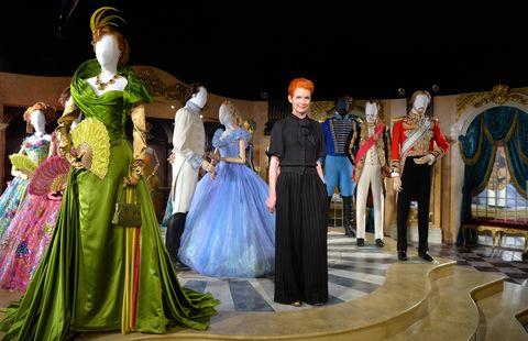 Cinderella Exhibition - Photocall
