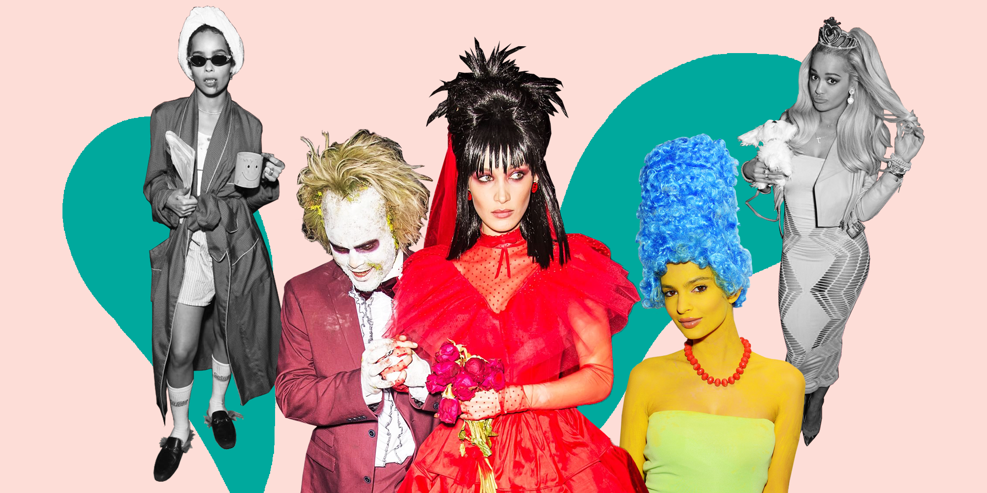 40 Best Celebrity Halloween Makeup Looks And Ideas For 2019