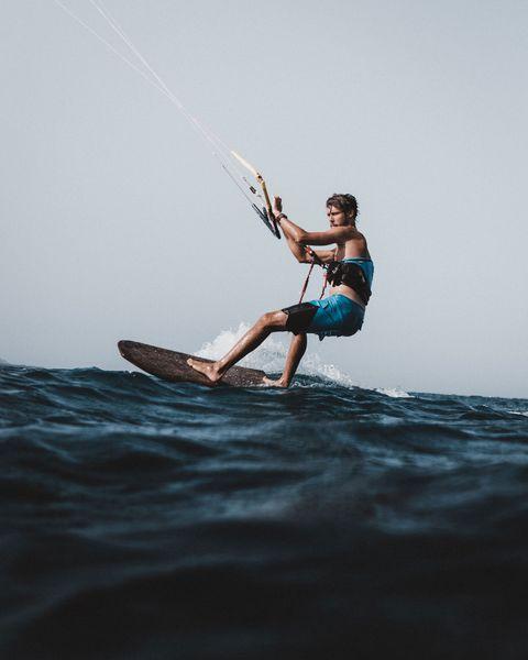 Kitesurfing, Boardsport, Surface water sports, Water sport, Kite sports, Wind wave, Sports, Surfing Equipment, Recreation, Extreme sport,