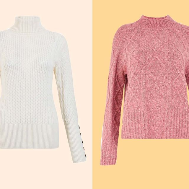 best cosy knitwear from M and S to buy right now