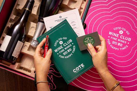 cote wine club