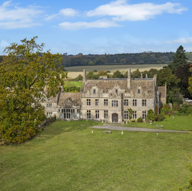 cotswolds estate neighbouring the duke and duchess of cornwall's highgrove comes to the market