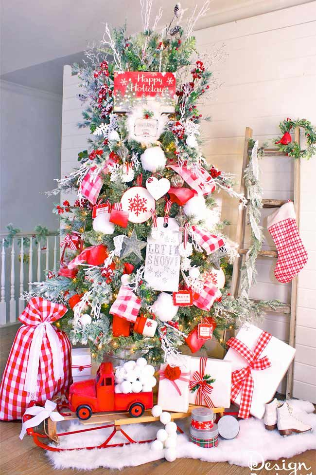Christmas Decor Color Themes Chirstmas Decor