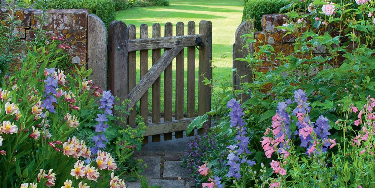 Cottage Garden Look, Ideas For A Cottage Garden Border