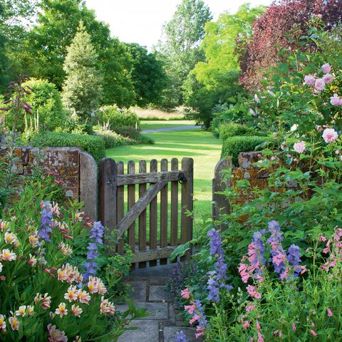 Cottage Garden Look, How To Plan A Cottage Garden From Scratch