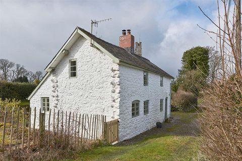 Cottage de piedra en Gales