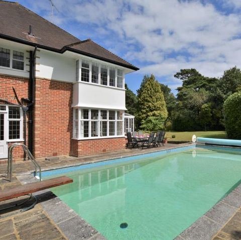 cottages with pools, holiday cottages with pools