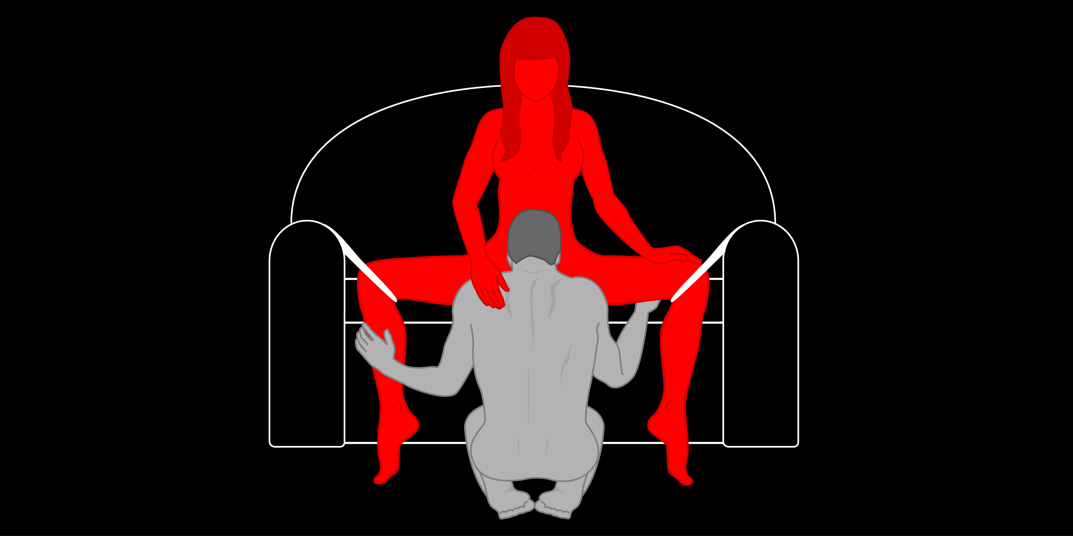 5 Fifty Shades sex positions to set your climax free